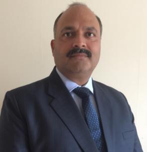 Prasun Dixit, Head of Global Security, Fidelity International
